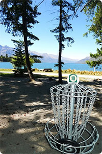 Queenstown Disc Golf