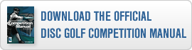 Download Disc Golf Competition Manual